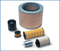 Mahle Oil, air and fuel Filters