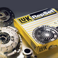 LUK clutches are one of the many car and autmobile parts stocked by SES