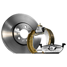 Sussex Engine Supplies stock Brake Disks by Ferodo