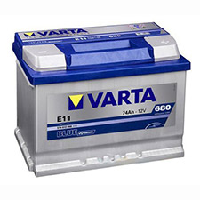 Varta Mid Battery